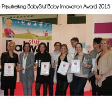 Prijsuitreiking BIA 2015